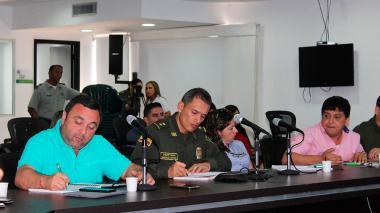 """Reforzarán seguridad en sur de Barranquilla por """"repunte"""" de criminalidad"""
