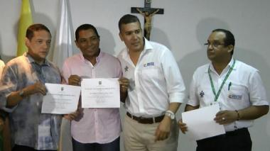 Sena certifica a nueve reyes vallenatos como 'profesionales' del acordeón