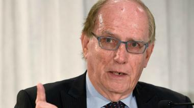 Richard Mclaren, autor del informe sobre dopaje que lleva su nombre.