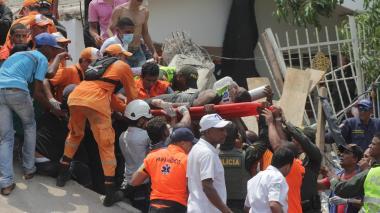 Fiscalía abre investigación preliminar por colapso de edificio en Cartagena