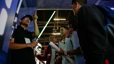 Star Wars y su espacio de privilegio en la Filbo 2017