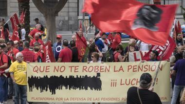 Marcha Día Internacional del Trabajador en España