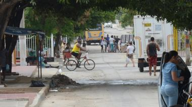 Un muerto y dos detenidos en riña en el barrio Carrizal
