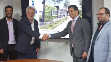 Alcaldía de Soledad anuncia que Coldeportes financiará construcción de estadio de fútbol