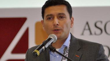 Jorge Castaño, nuevo superintendente financiero.