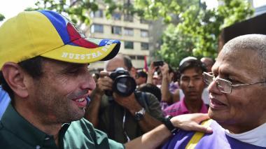 """""""Si fuéramos violentos, ya hubiésemos tumbado a Maduro"""""""
