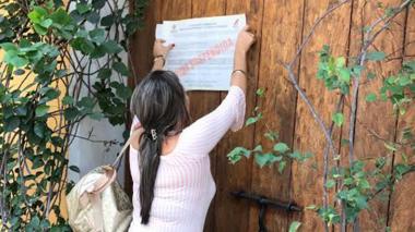 El 80% de las obras inspeccionadas en Cartagena no tienen licencias