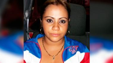 Yesica Lopera, la joven que se había fugado de la cárcel El Buen Pastor.
