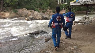 Ideam emite alerta roja por altos niveles en el río Guatapurí