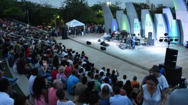 El jazz fue el protagonista en 'Todos al parque con música'