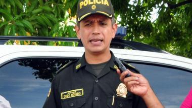 Vamos a hacerle frente a los criminales: Policía en Cesar