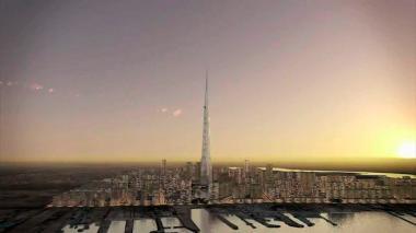 El rascacielos más alto del mundo será completado en 2019