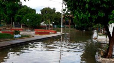 Río Fundación inunda 9 barrios