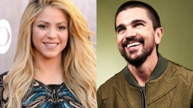 """Shakira y Juanes, probables duetos de """"Más es más"""" de Alejandro Sanz"""