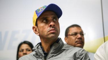 Capriles denuncia que Gobierno de Venezuela anuló su pasaporte
