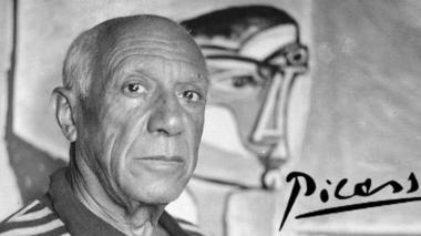 Pintura sobre papel de Picasso, vendida por 372.500 dólares