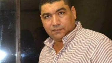 Ilfred Carrillo Pérez, registrador que se entregó este viernes a las autoridades.