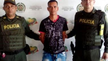 Joel Antonio Cantero Montes, autor del feminicidio.
