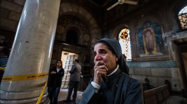 Supuestos yihadistas enviados a juicio por atentados en iglesias de Egipto