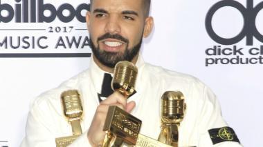Drake conquistó los premios Billboard con una cifra récord