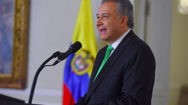 Plan para asesinar policías muestra desespero de criminales: vicepresidente Naranjo