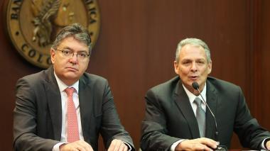 Mauricio Cárdenas, ministro de Hacienda y Crédito Público.