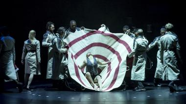 'Película de circo' la propuesta de Farouche en Barranquilla