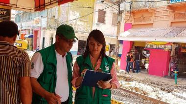 Alcaldía inspecciona inmuebles en abandono en el Centro Histórico