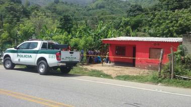 En Santa Marta, hombre mató a  su mujer con un pico de botella