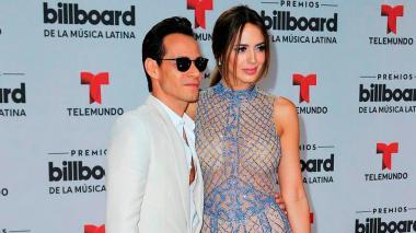 Marc Anthony y Shannon de Lima estarían de nuevo juntos