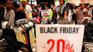Black Friday celebrado el año pasado en EEUU.