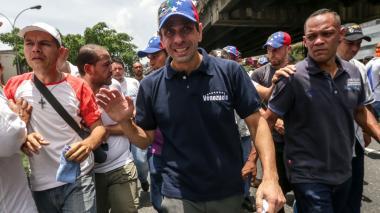 Odebrecht habría financiado a opositor Capriles, según prensa brasileña