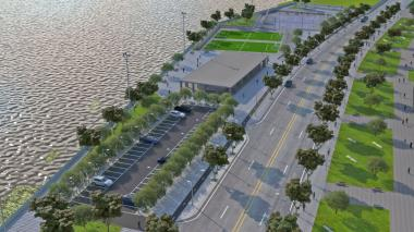 Abierta licitación para nuevas obras del Malecón y la Avenida del Río