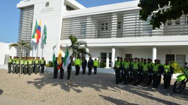 Inauguran primera estación de Policía de Riohacha