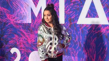 Abuchean a Rubí en los Premios MTV MiAw