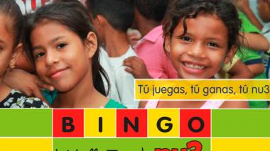 Este miércoles se realizará el bingo Michelle Tarud-Nu3