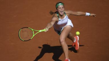 Ostapenko vs. Halep, la final femenina en el Roland Garros