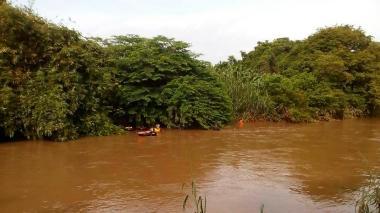 Muere barranquillero ahogado en río de la Zona Bananera