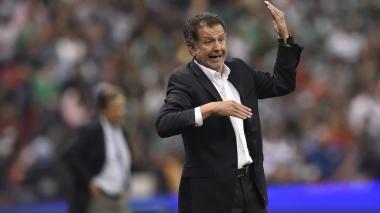 Osorio le gana a Pinto el duelo de técnicos colombianos
