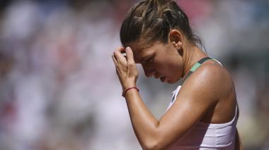 """""""Esto es duro, pero lo superaré"""": Simona Halep"""