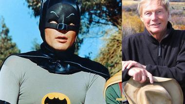 Fallece Adam West, el primero en interpretar a Batman