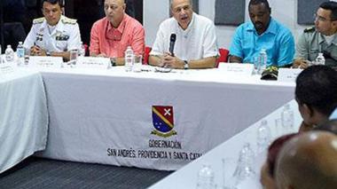 San Andrés tendrá Observatorio del Delito, anunció el vicepresidente