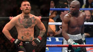 Floyd Mayweather peleará con Conor McGregor en agosto en Las Vegas