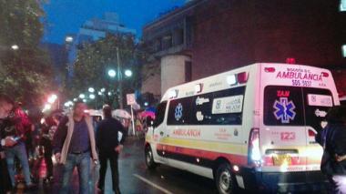 Víctimas de atentado en Andino presentaban politraumatismo severo