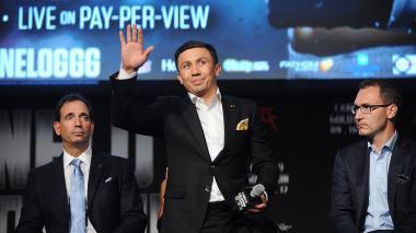 """""""Pelea Mayweather-McGregor es un show"""": Genady Golovkin"""
