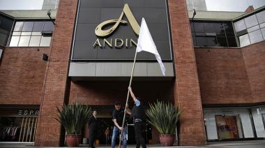 Víctimas del Andino demandarán al centro comercial