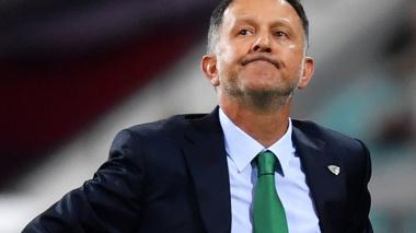 Osorio y México se juegan la clasificación