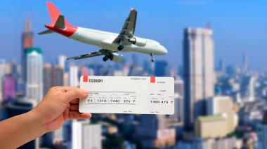 Venta de tiquetes aéreos entre enero y abril fue de USD492 millones: Anato