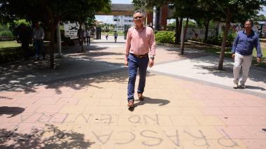 Los retos de Carlos Prasca al asumir rectoría de Uniatlántico