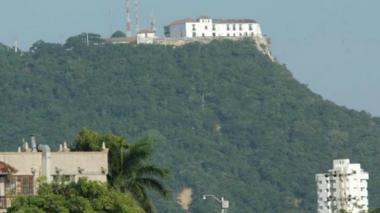Cerro de La Popa comienza su proceso para convertirse en Bosque de Paz